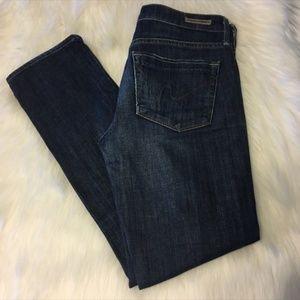 Citizens of Humanity Ava Straight Leg Jeans Sz 25